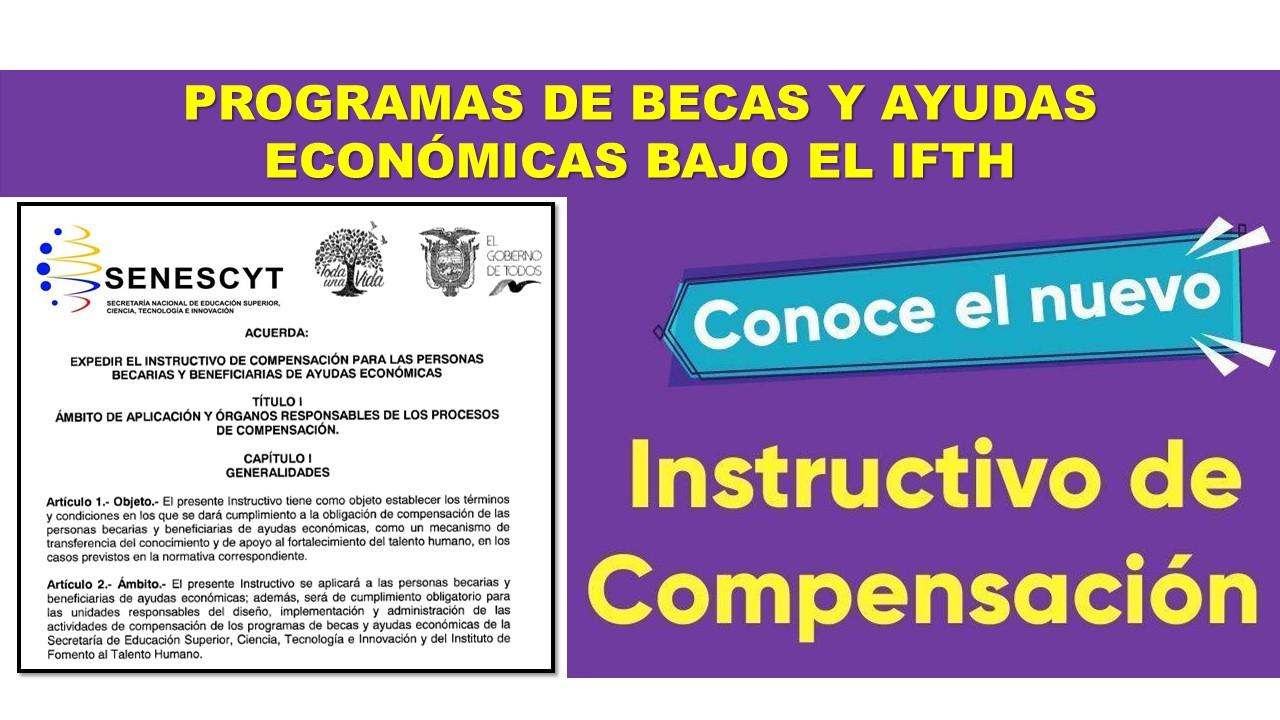 Programa de Becas y Ayudas Económicas IFTH