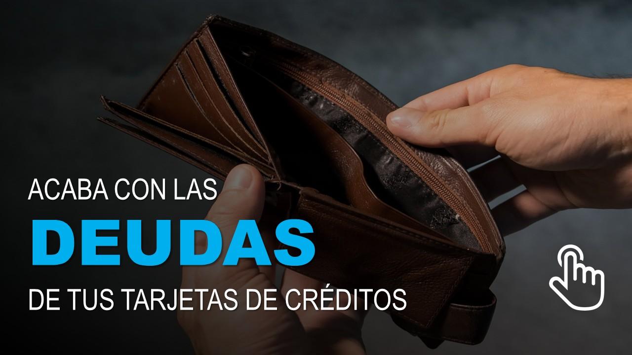 Cómo acabar con las deudas de las tarjetas de crédito