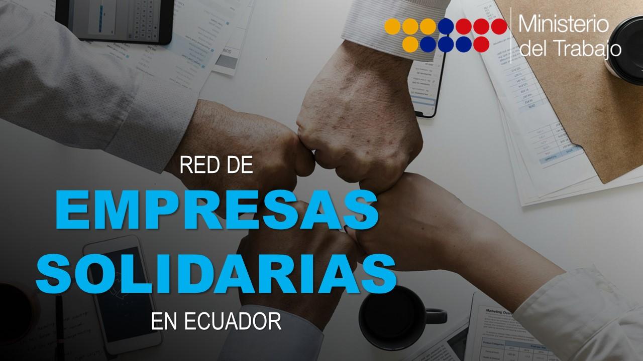 Red de Empresas Solidarias en Ecuador